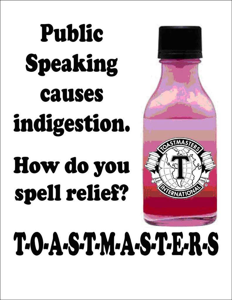 Toastmasters Program – an experiential learning by Dr.R ...