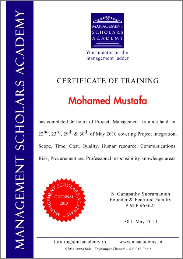 Ms Academy May Month Pmp Boot Camp Ms Academy Blog