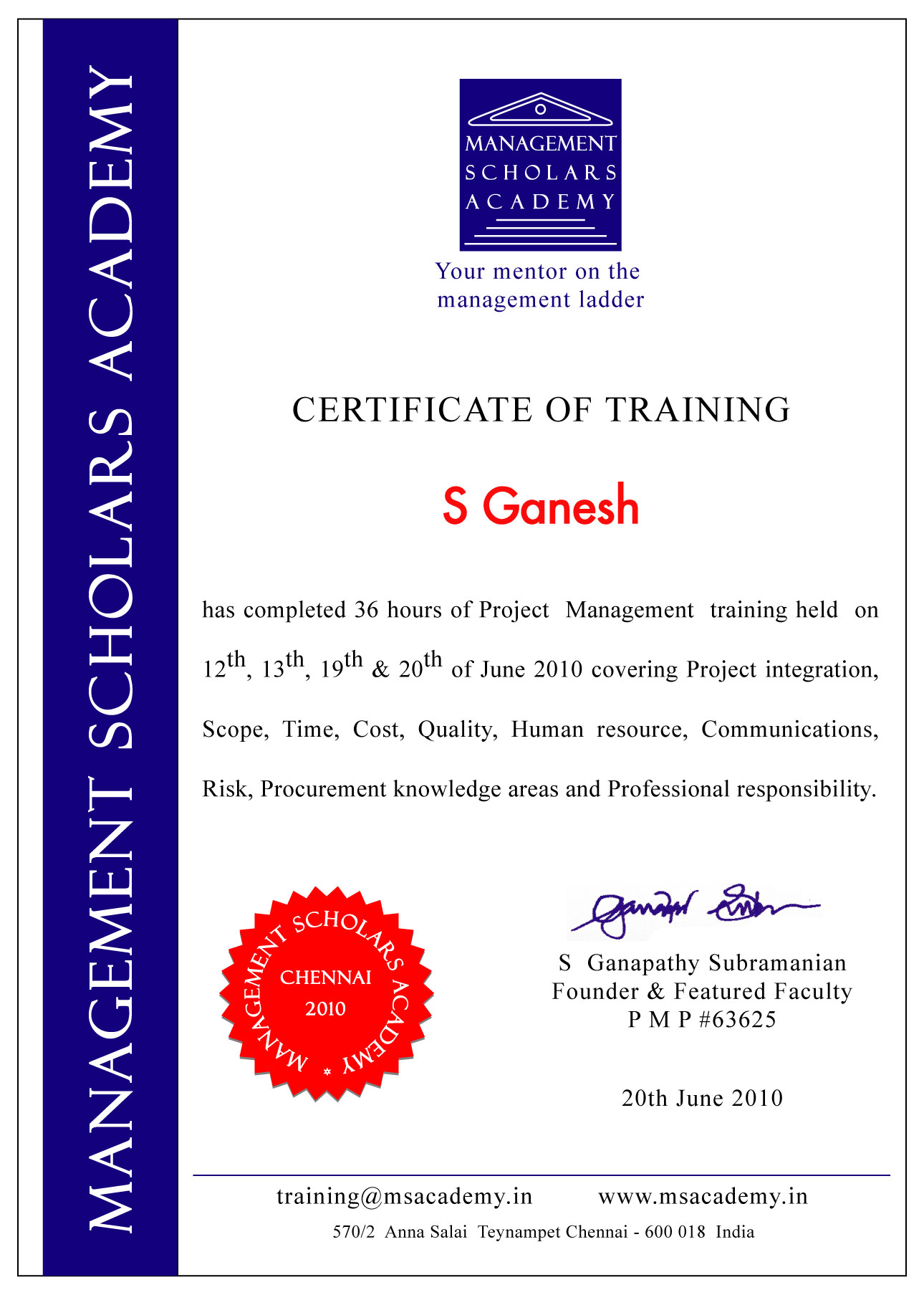 It is 35 contact hours you need and not 35 pdus to apply for pmp you also get a wonderful certificate like this one awarding 1betcityfo Gallery